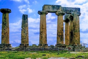 Sailing & Archaeology Adventure on the Greek islands