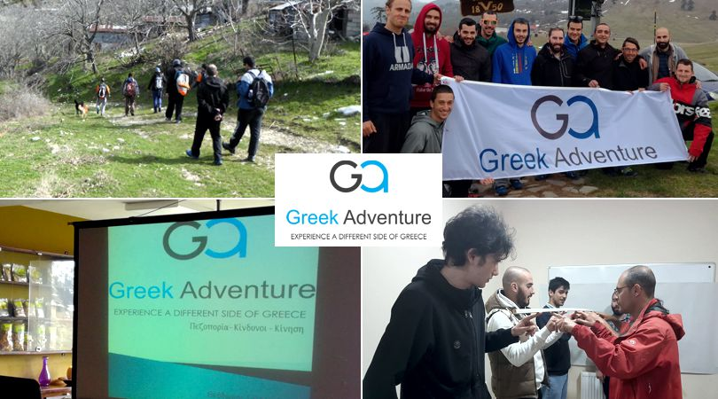 Greek Adventure Training Guide Seminar 2019