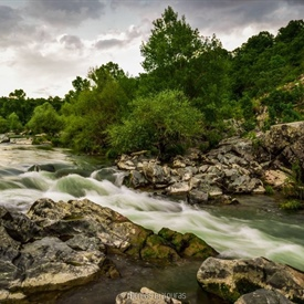 Capturing the beauty of the largest river of Greece!