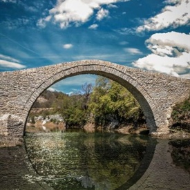 The Beauty Of Grevena's Old Stone Bridges!