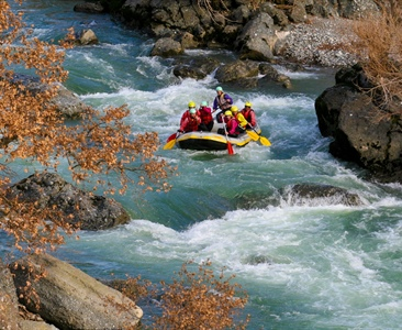 Endless rafting fun!