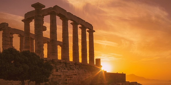 Full - Day Attica Wine Tour & Cape Sounio